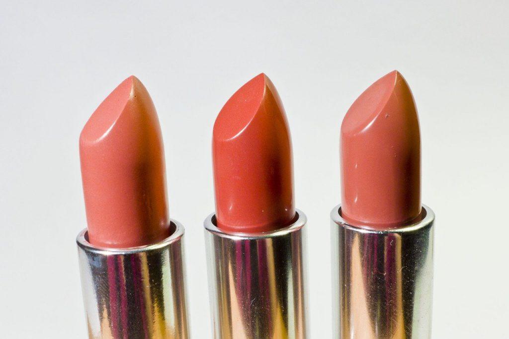 lipstick, cosmetics, face